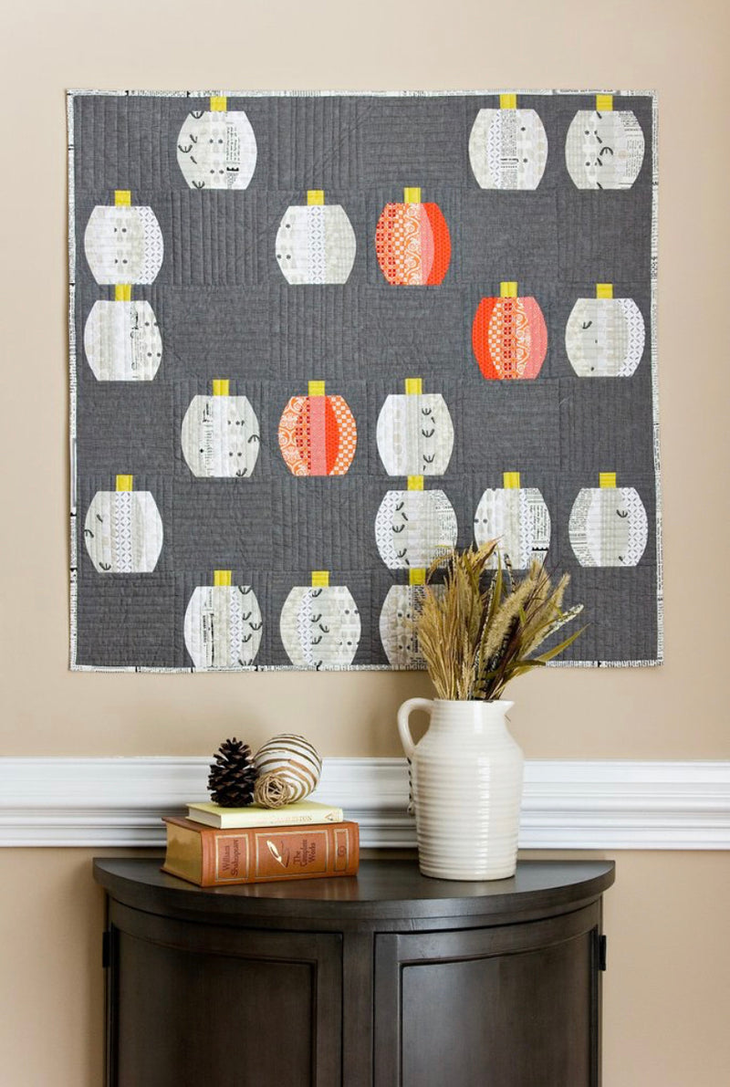 Mini Pumpkins pattern by Sew Kind of Wonderful