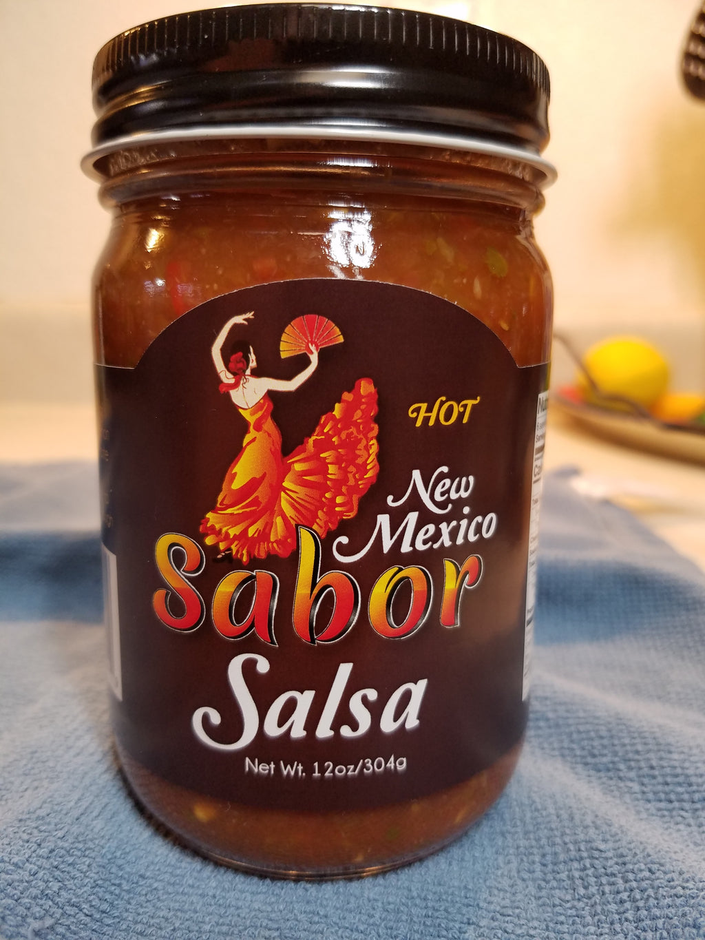 New Mexico Sabor - Salsa Hot