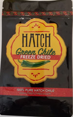 Freeze Dried Hatch Green Chile