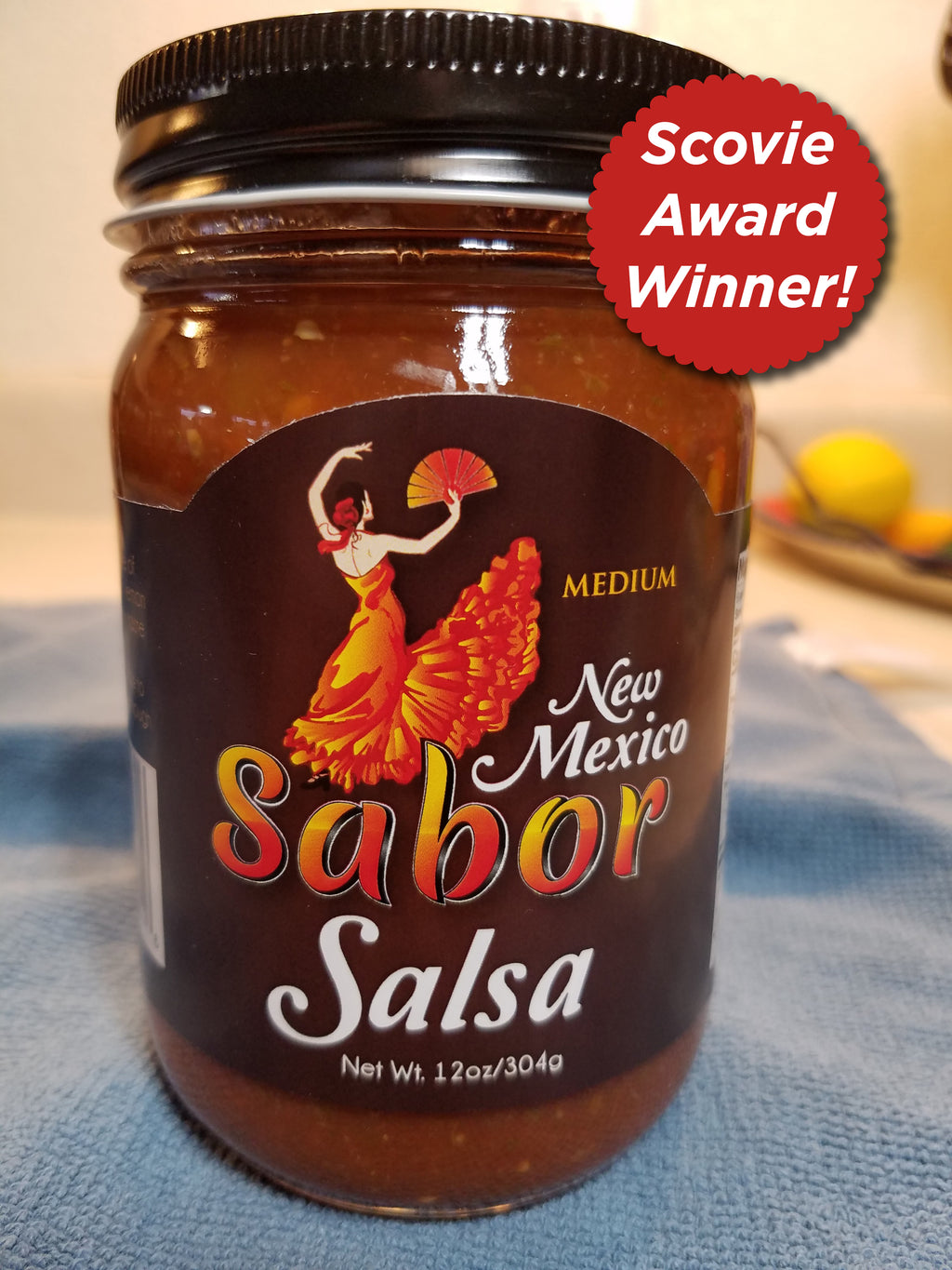 New Mexico Sabor - Salsa Medium