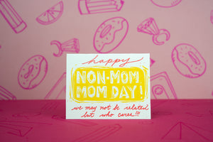 Happy Non-Mom Mom Day