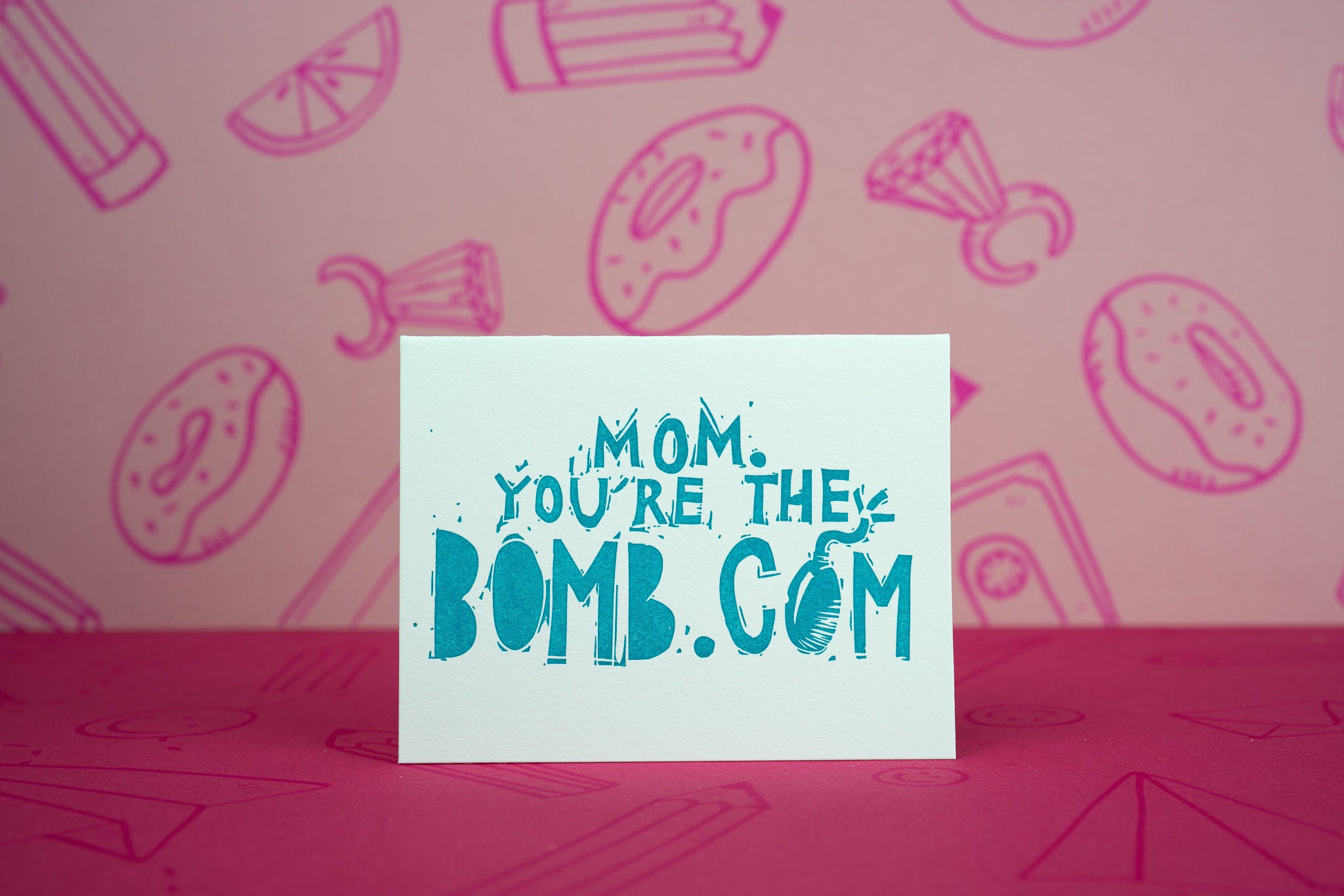 Mom, You're the Bomb.Com