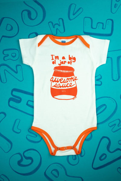 Awesome Sauce Onesie