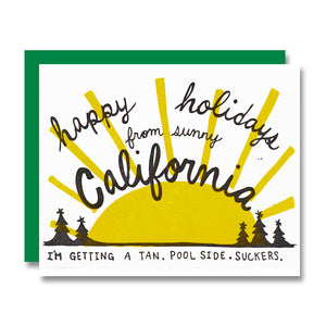 Californian Holiday