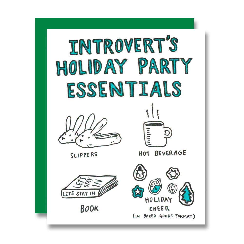 Introvert's Holiday