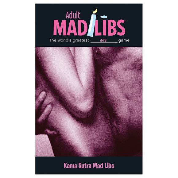 ADULT MAD LIBS: KAMA SUTRA