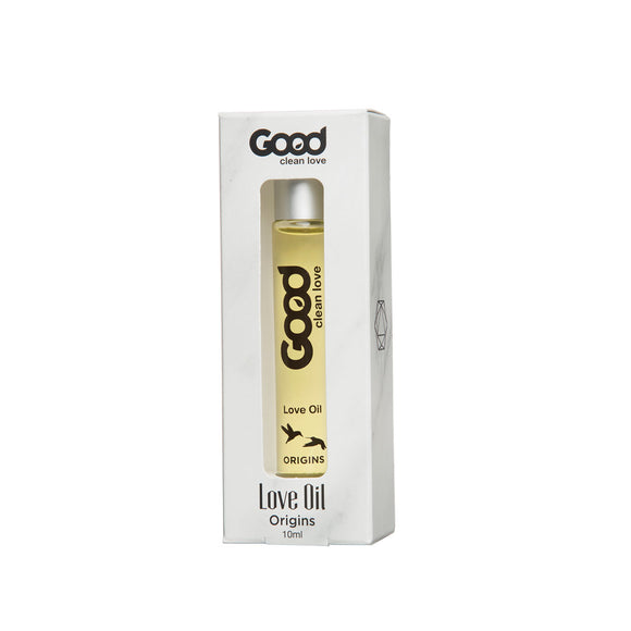 GOOD CLEAN LOVE OIL 10ML - ORIGINS