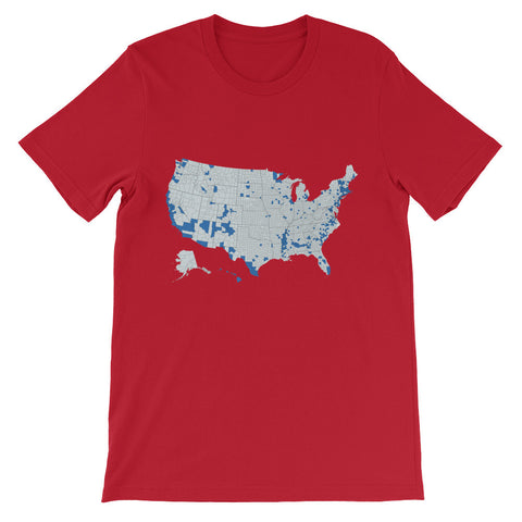 Clinton's Counties T-Shirt