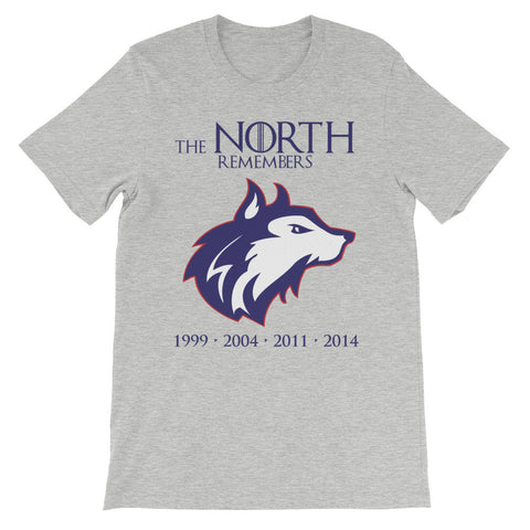 UConn The North Remembers T-Shirt