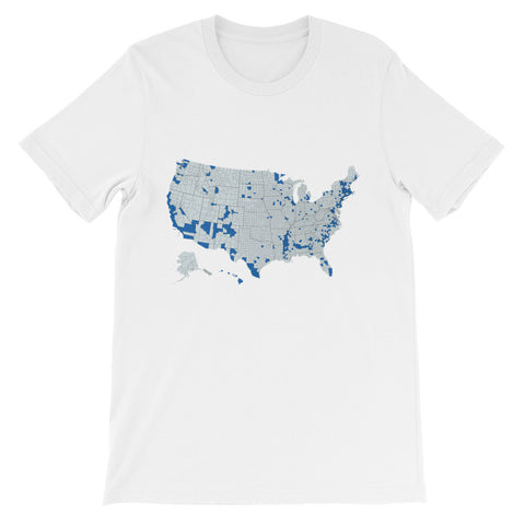 Clinton's Counties Shirt + Free Shipping!