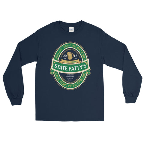 Penn State State Patty's Day Long Sleeve T-Shirt