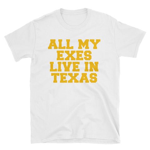 VCU Exes in Texas T-Shirt