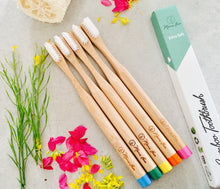 Bundles for Bumps Mama Bear Bamboo Toothbrush