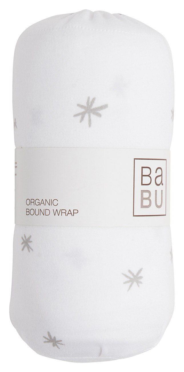 Babu Organic Cotton Swaddle Wrap