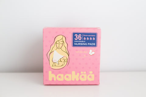 Bundles for Bumps Haakaa Disposable Breast Pads
