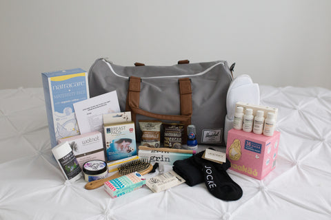 Bundles for Bumps Mum Essentials - Pre Packed Hospital Bag