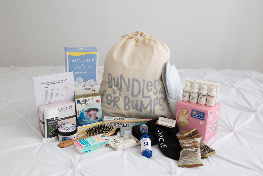 70cbc03466e68 ... Bundles for Bumps Mum Essentials - Pre Packed Hospital Bag ...