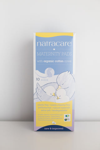 Bundles for Bumps Natracare Maternity Pads
