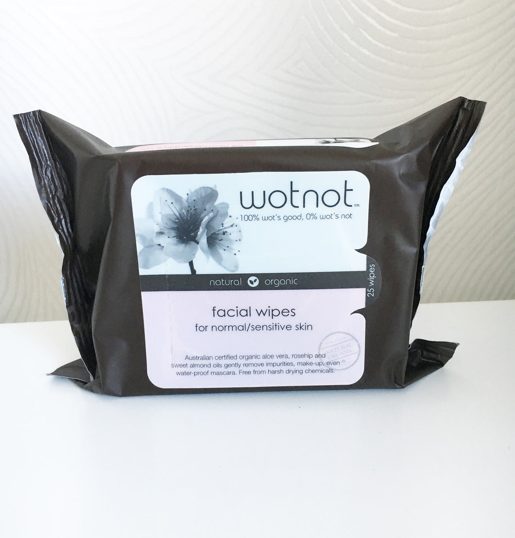Bundles for Bumps Wotnot Natural Facial Wipes