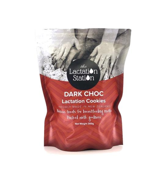 The Lactation Station Lactation Cookies - Dark Choc