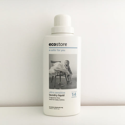 Ecostore Ultra Sensitive Laundry Liquid | Bundles for Bumps