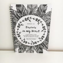 Marlee + Jo Forever In My Heart Record Book | Bundles for Bumps