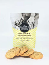 The Lactation Station Lactation Cookies - White Choc