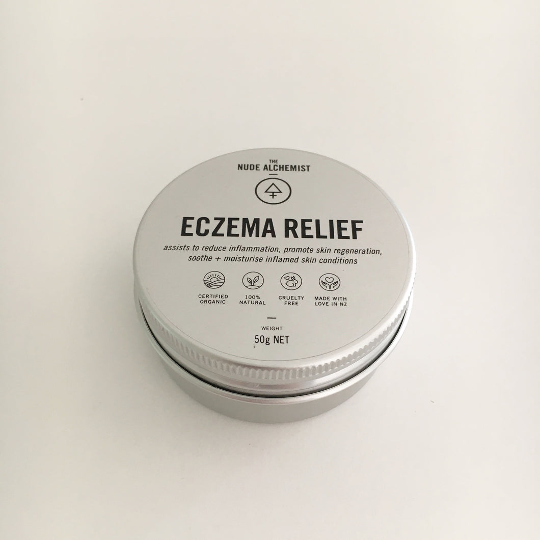 Bundles for Bumps | The Nude Alchemist Eczema Relief