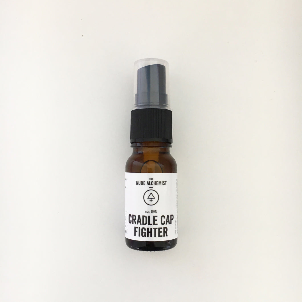 The Nude Alchemist Cradle Cap Fighter - 10ml