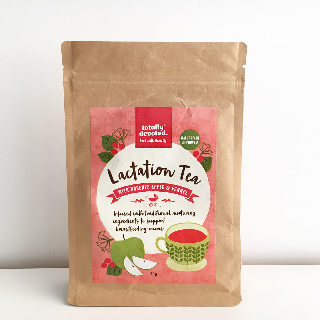 Totally Devoted Lactation Tea - Loose Leaf 50g