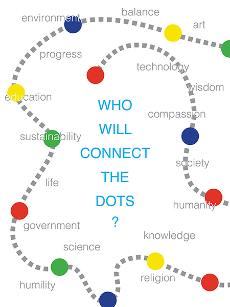Who WIll Connect the Dots poster