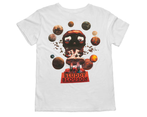 Celestial Mens T-shirt by Bluddy Blouson