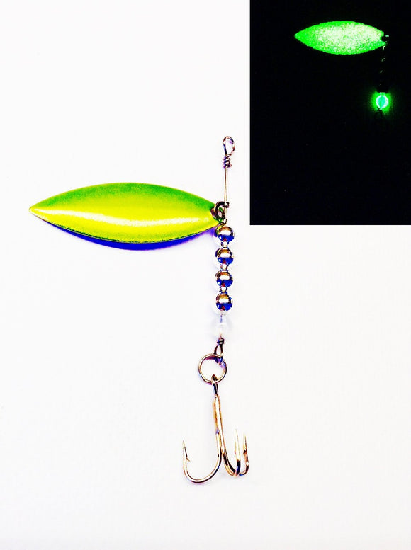 GLOW In-line Spinner