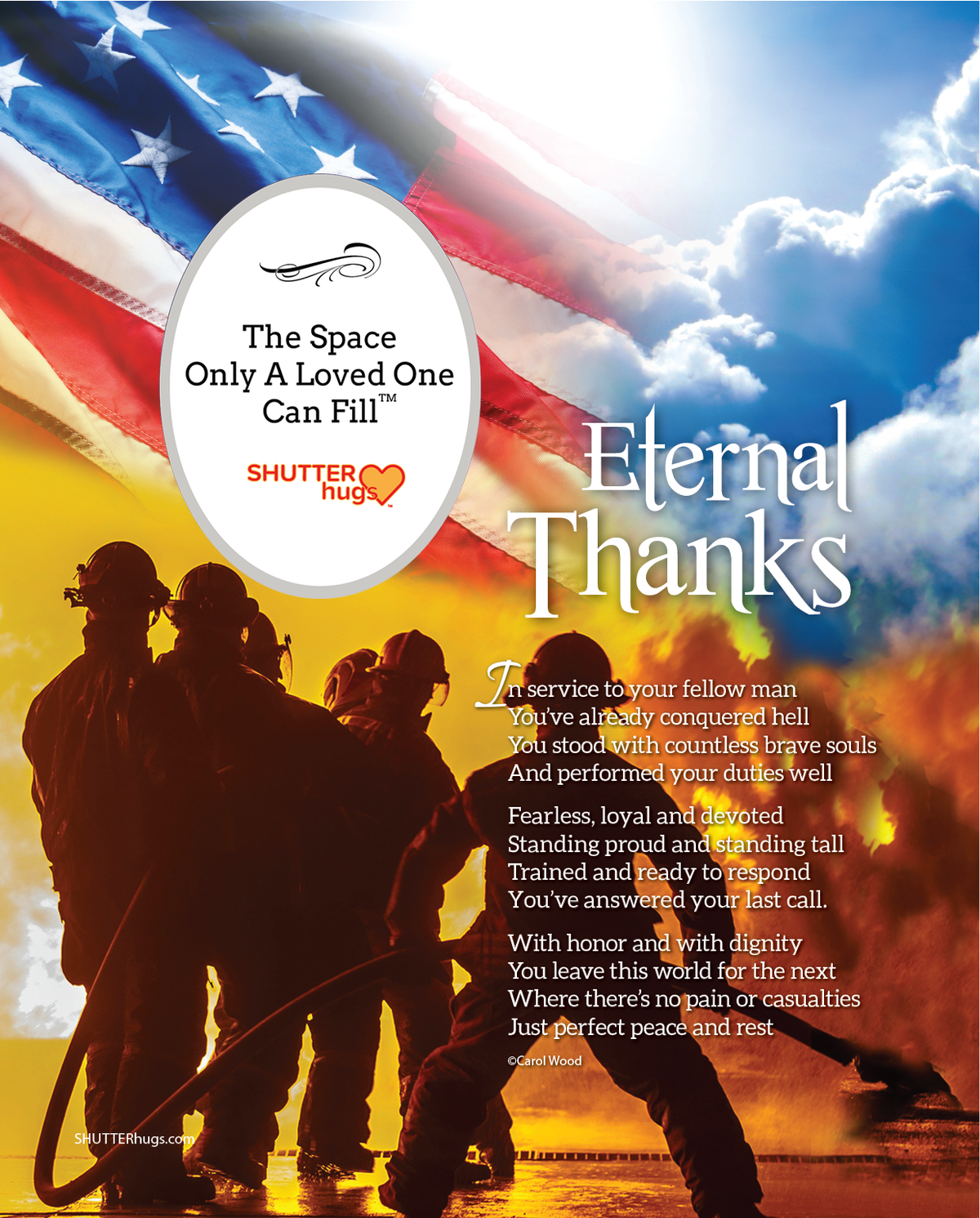 Eternal Thanks - Fire Fighter