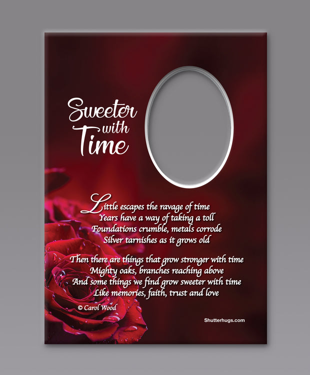 Sweeter With Time