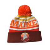 New Maine News Hat and Pin Combo