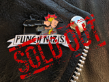 "Punch Nazis 2"" Real Motion Soft Enamel Pin"