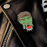 "Trump Zombie in Chief 2"" Soft Enamel Lapel Pin"