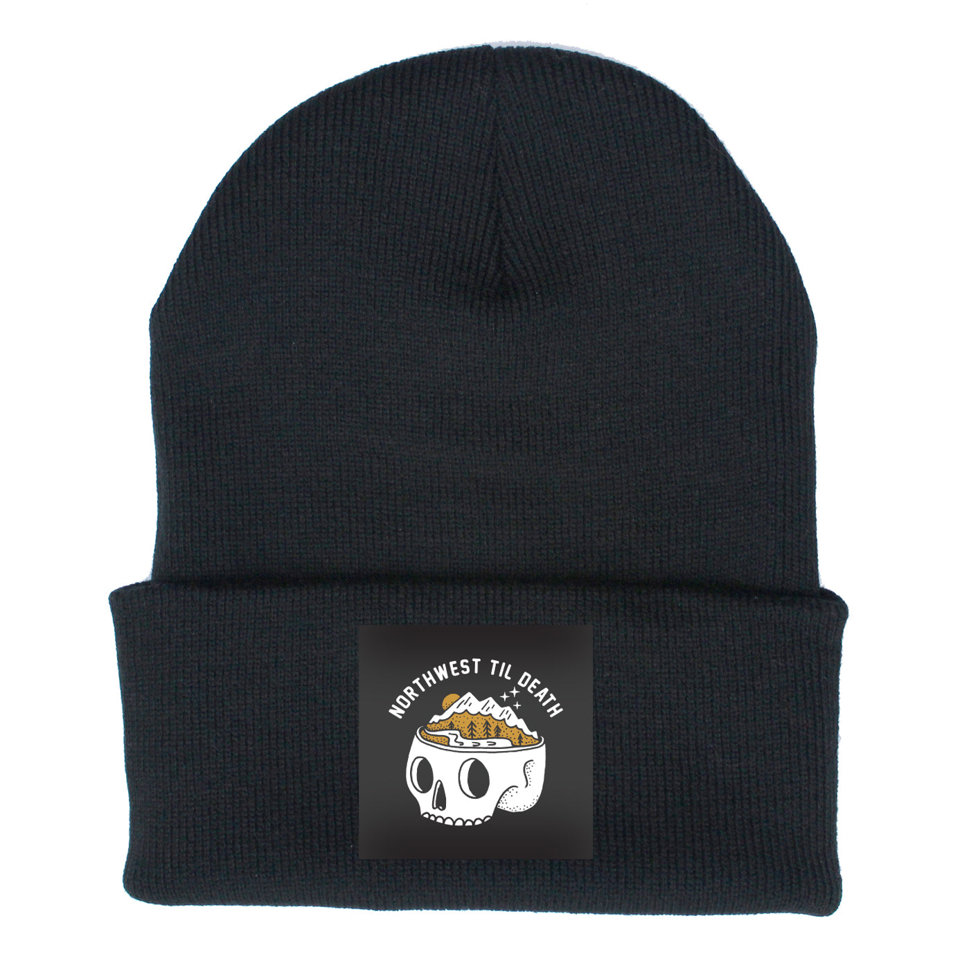 Trailside Beanie - Black