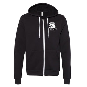Lost In My Mind Zip Up Hoodie