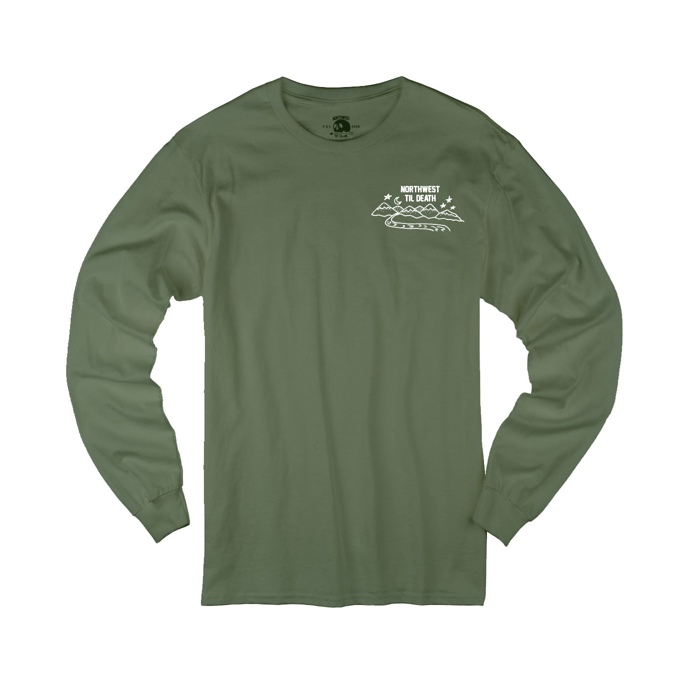 Local Landscape Long Sleeve Shirt
