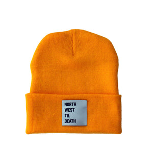 Road Trip Beanie - Sunflower
