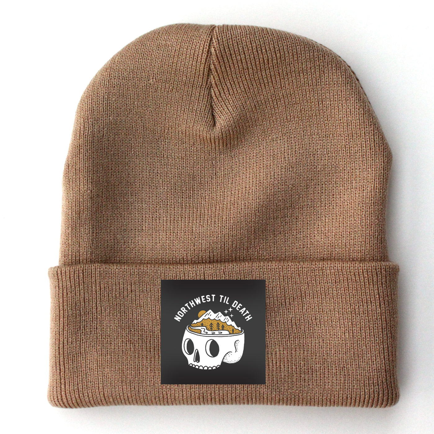 Trailside Beanie - Tan