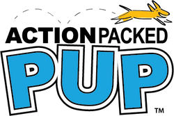 Action-Packed Pup logo