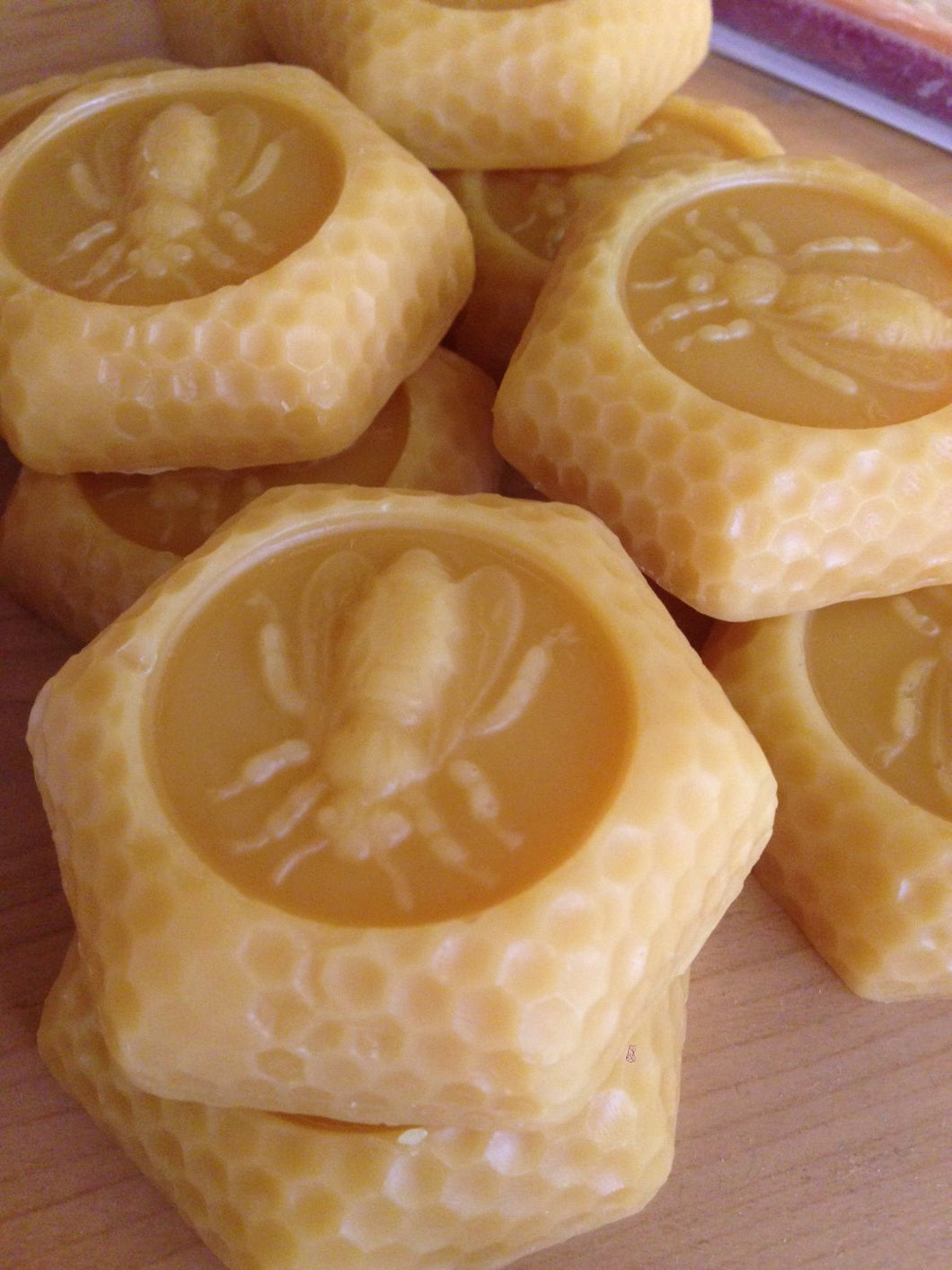 Beeswax Puck