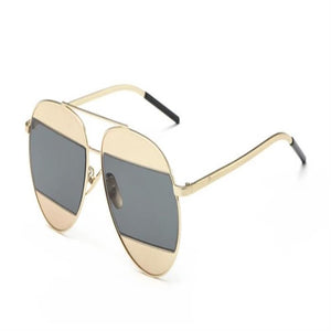Stripe Flight Sunglasses