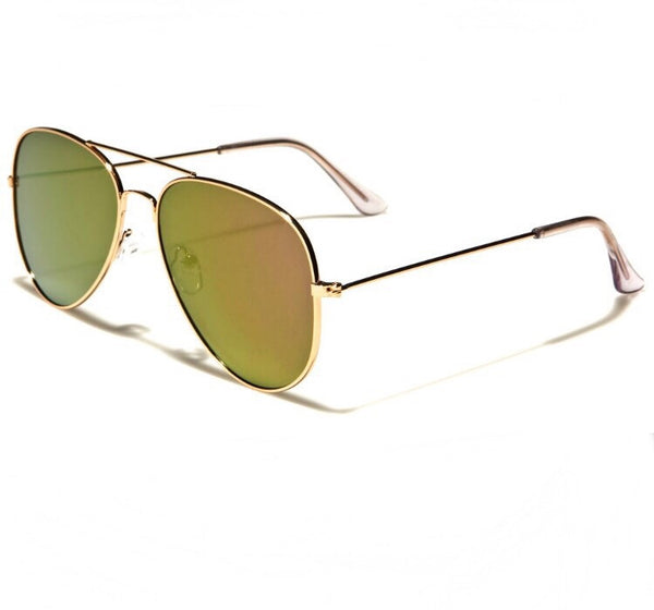 Flat Aviator Shades