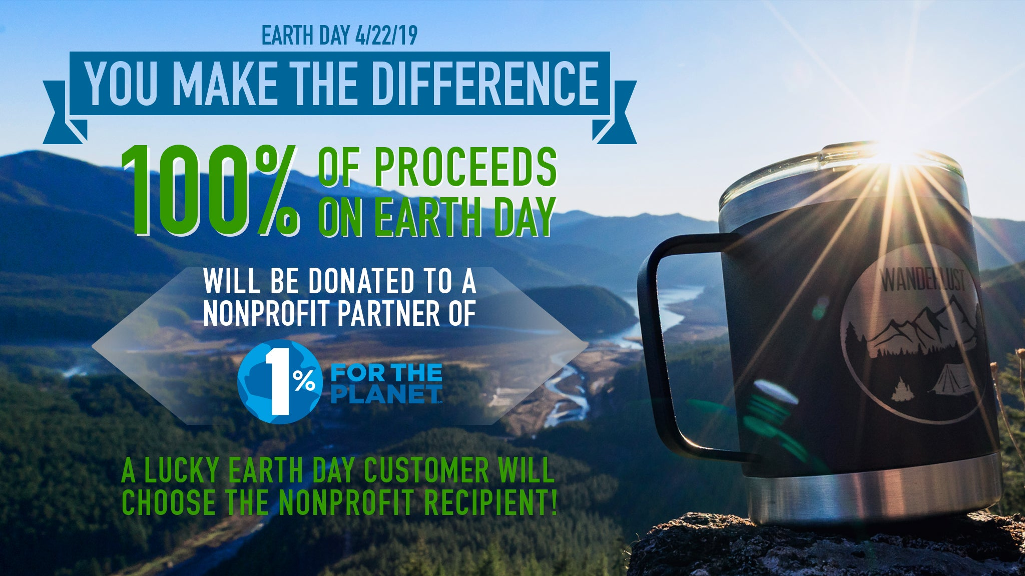 tempercraft earth day 2019 promo