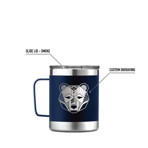 10oz Camp Mug - TEMPERCRAFT USA