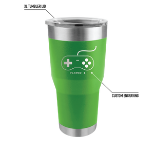 28oz Tumbler - TEMPERCRAFT USA